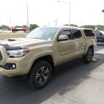Toyota Tacoma Leer 100xq And Bug Shield Topperking Topperking Providing All Of Tampa Bay With Quality Truck Accessories