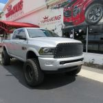 2019 Ram Leer 350m And Custom Grill Topperking Topperking Providing All Of Tampa Bay With Quality Truck Accessories