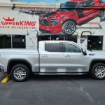 Gmc Sierra Leer 700 And Chrome Vent Visors Topperking Topperking Providing All Of Tampa Bay With Quality Truck Accessories
