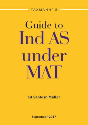 Guide to IND AS Under MAT