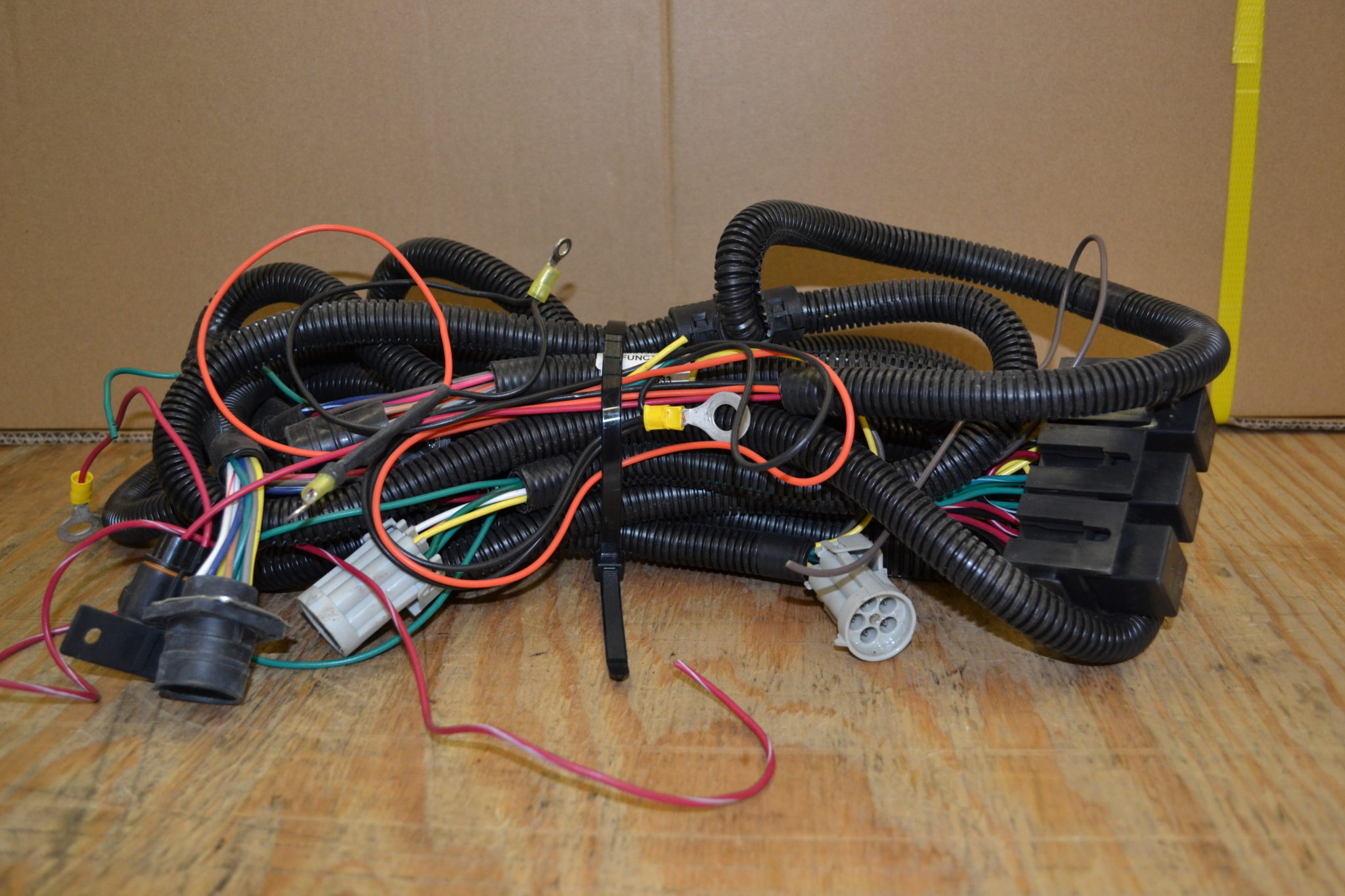 Hiniker Snowplow Underhood Wire Harness
