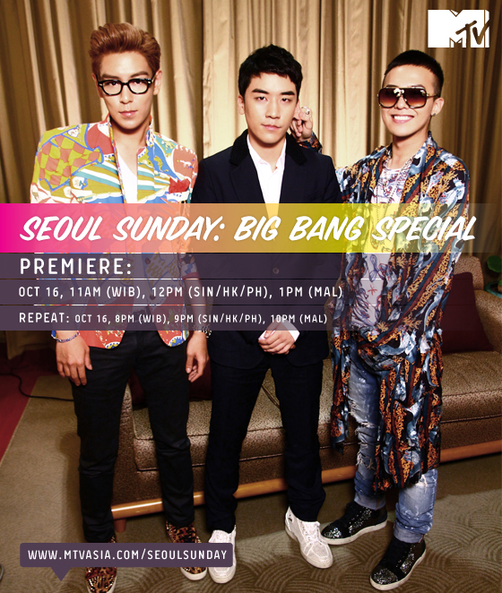 Seoul Sunday: Big Bang Special