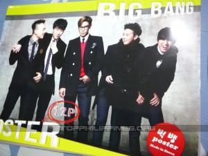 Big Bang 12-Cut Poster