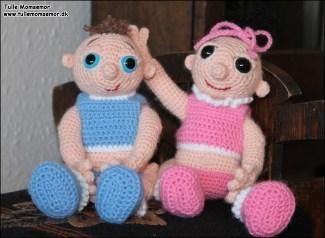 Tvillingerne - Ingrid & Lillebror