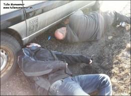 Nikolai & Fotografen redder udstødningen