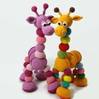 Amalka giraffen - på DANSK!