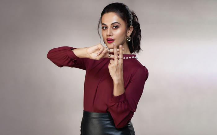 Tapsee Pannu Is Super Busy With Huge List Of Movies
