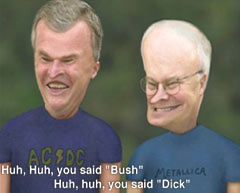 Bush & Cheney