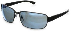 Police S8653 64568B Wrap Sunglasses