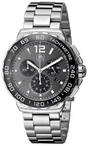 TAG Heuer Men's CAU1115.BA0858 Formula 1 Gray Dial Stainless Steel Watch