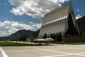 The United States Force Academy Top 4 the Most Beautiful School in the World