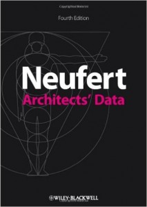 Neufert Architects' Data, Fourth Edition