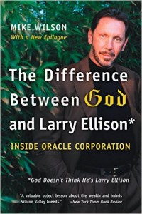 The Difference Between God and Larry Ellison God Doesn't Think He's Larry Ellison