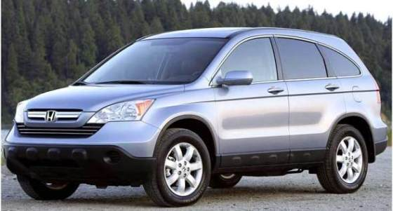 Top 10 Cheapest Used Cars Under $5000 In 2015-Honda CR-V Honda CR-V