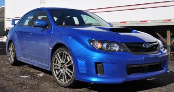 Top 10 Cheapest Used Cars Under $5000 In 2015-Subaru Impreza WRX Subaru Impreza WRX