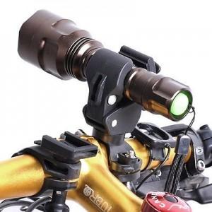 Buyinsoon Light Flashlight Holder