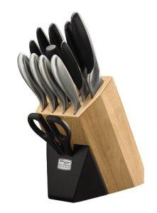 Chicago Cutlery 1109176 DesignPro 13-Piece Block Knife Set