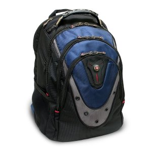 SwissGeaer Blue Ibex Computer Backpack