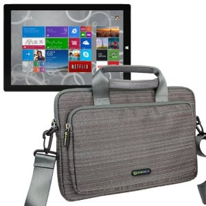 #10. Evecase Microsoft Surface Pro 3 Case Bag