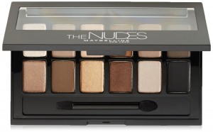 #10. Maybelline New York the Nudes Eyeshadow Palette