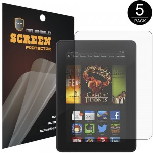 6. Mr Shield Kindle Fire HDX Screen Protector