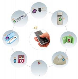#7. TotMC Wireless Item Locator