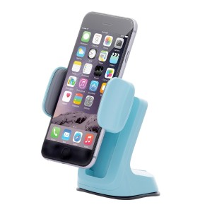 Genuine Leather Air Vent Car Mount Holder