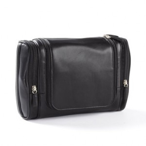 Leatherology Hanging Toiletry Kit