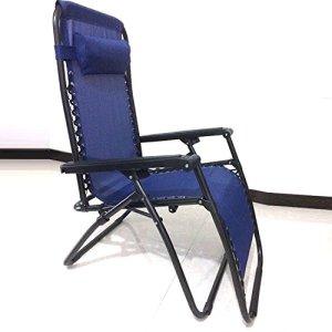 Outsunny Zero Gravity Reclining Patio Chair