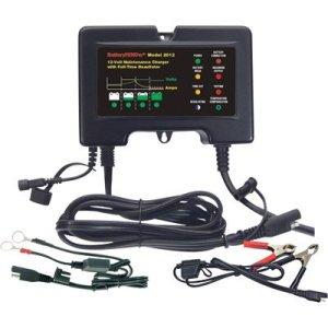 BatteryMINDer ChargerMaintainerDesulfater – 12V, Model# 2012