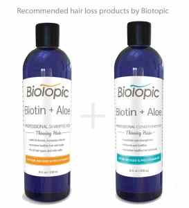 Biotopic Natural Biotin Hair Growth Formula