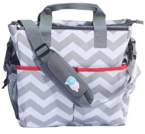 Bula Baby Stylish Diaper Bag