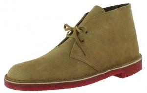 Clarks 69973 Mens Desert Chukka Boot