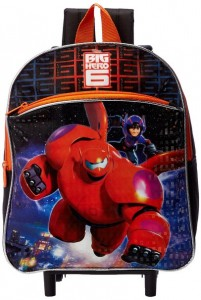 Global Design Concepts Big Hero 6 Rolling Backpack