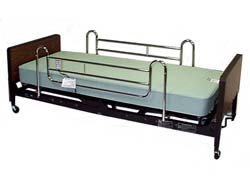 Invacare Semi Electric Hospital Bed