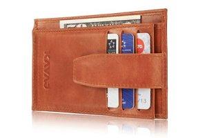 Kavaj Men's Leather Wallet