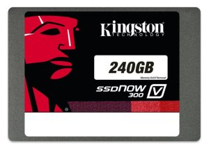 Kingston Digital 240GB V300 SATA Solid State Drive