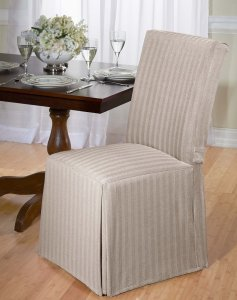 Madison Home Luxurious Chair Slipcover
