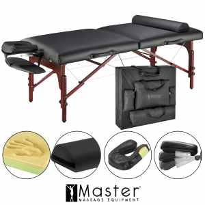Master Massage Professional Portable Massage Table