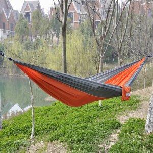 OuterEQ Portable Nylon Camping Hammock