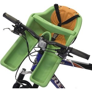 iBert Safe-T Mounted Child Bike Seat