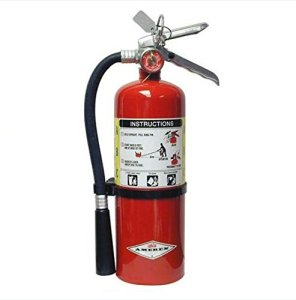 Amerex B500 ABC Multi-Purpose Fire Extinguisher, 5 lb.
