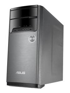 ASUS M32AD Desktop (Core i3, 8GB, 1TB, Windows 10) with Keyboard and Mouse