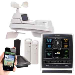 Top 10 best wireless weather stations in 2015 reviews