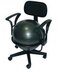 Aeromat Deluxe Ball Chair