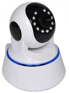 Baby Monitor Video WiFi, PanTilt with Two-Way Audio and Night Vision
