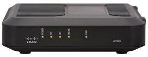 Cisco DPC3010 (Comcast, TWC, Cox Version) DOCSIS 3.0 Cable Modem [Bulk Packaging]