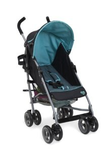 Delta Children Ultimate Convenient Stroller, Morning Mist