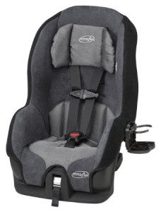 Evenflo Tribute LX Convertible Car Seat, Saturn