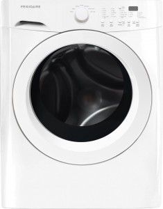 Frigidaire FFFW5000QW 3.4 CU.ft White Stackable Front Load Washer - Energy Star (1)